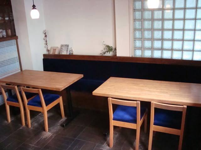 現在の「caféペチカ」店内。喫茶 六花、喫茶feカフ...