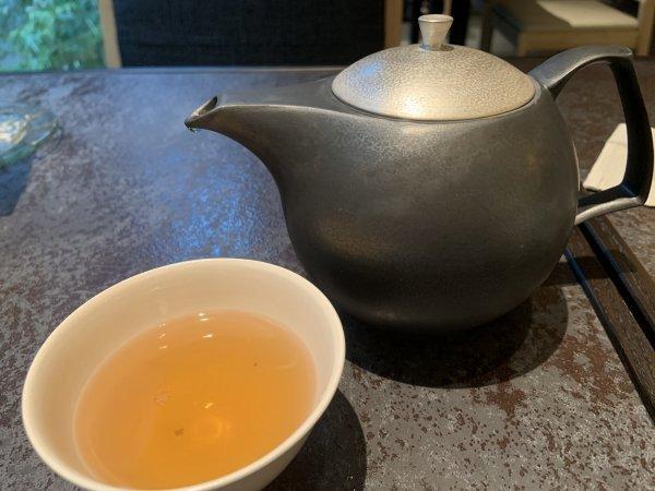 ペアリングも楽しめるお茶