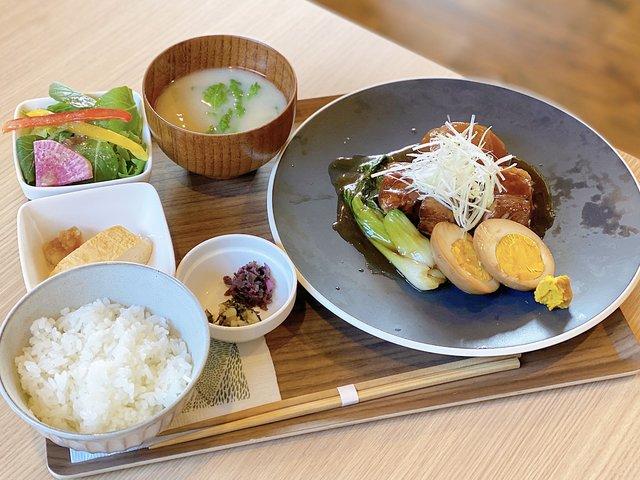 「京都ポークの豚角煮」(1,150円)