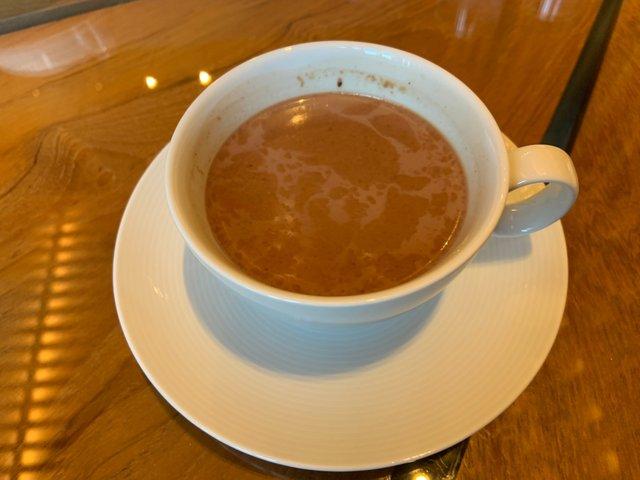 ホットチョコレート スパイス