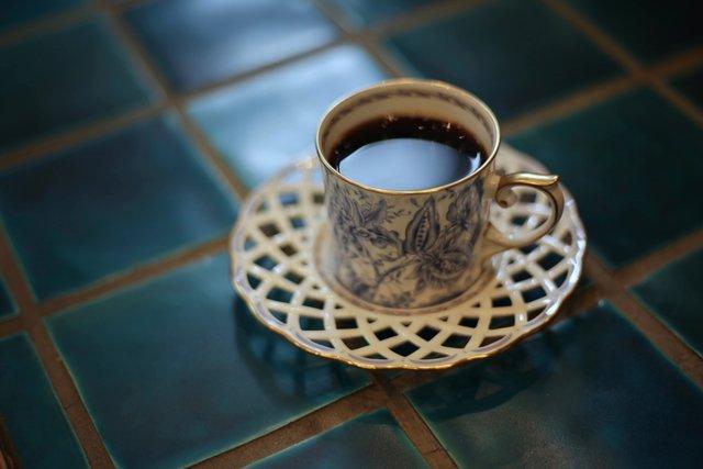 10. ブルームコーヒー