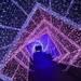 るり渓温泉のライトアップイベントがパワーアップリニューアル「シナスタジアヒルズ」