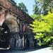新緑が眩しい水路閣!X JAPAN・YOSHIKIの意外なイベント会場に☆「南禅寺」