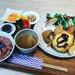 創業150年の和菓子店営む野菜たっぷりボリュームランチ!大人気カフェ「伊藤軒」