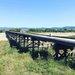 時代劇ロケ地の定番!木津川サイクルロード沿いの風光明媚な名橋「流れ橋」
