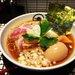 【京都四条河原町】ラヲタ界でも注目のラーメン店!無化調スープとアマニ麺が意識高い系「麺処 蛇の目屋 」 -